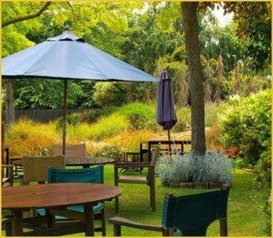 copertura ombrello giardino