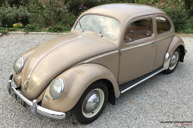 FOR SALE - 1956 Oval VW Beetle - Ref 301