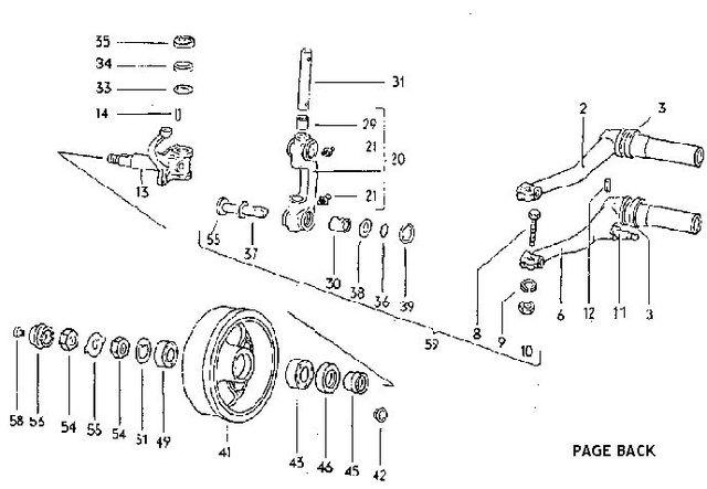 31 Vw Beetle Front Suspension Diagram