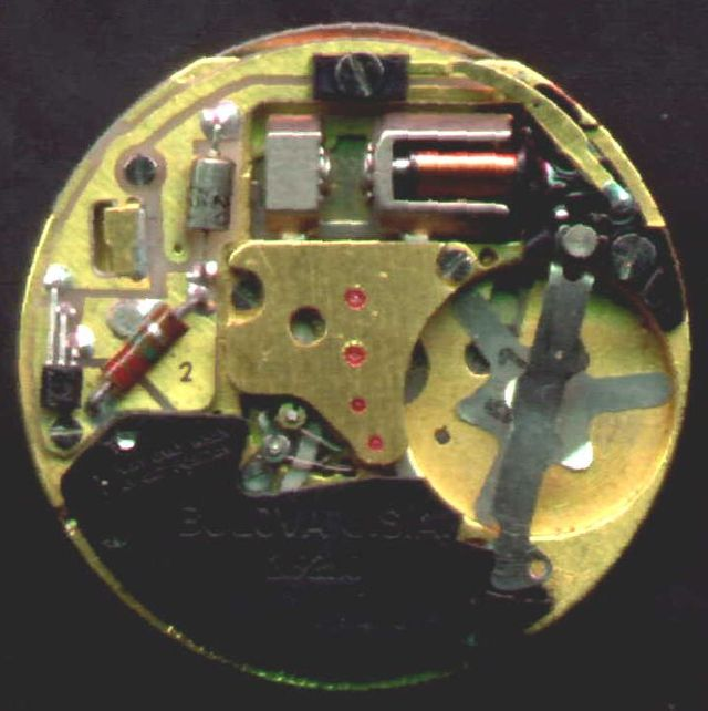 Bulova Accutron 219 movement Budget Accutron Service