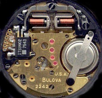 Bulova Accutron 224 movement Budget Accutron Service