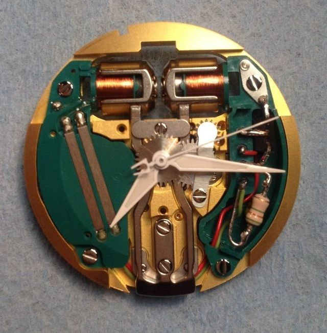 Accutron 50th anniversary spaceview  movement Budget Accutron Service
