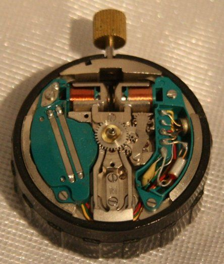 Bulova Accutron 214 movement Budget Accutron Service