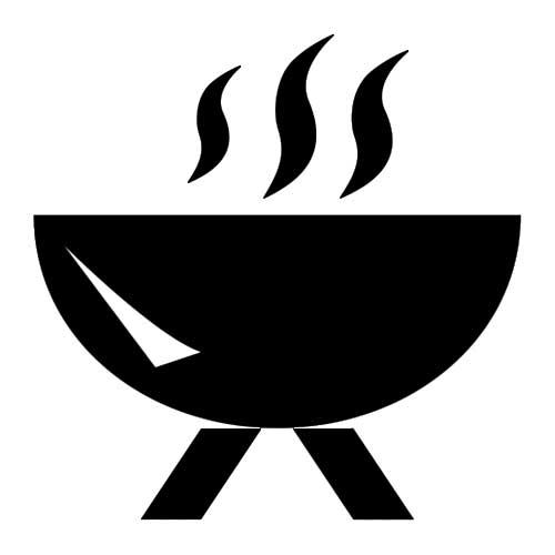 icona di cucina
