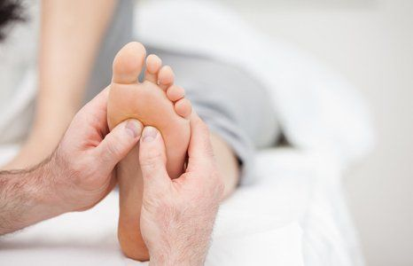 experienced chiropodist
