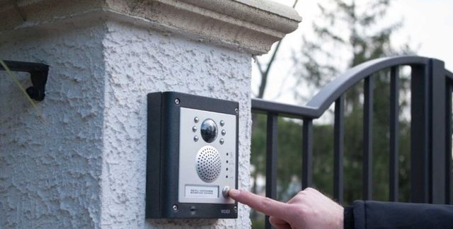 domestic access control system
