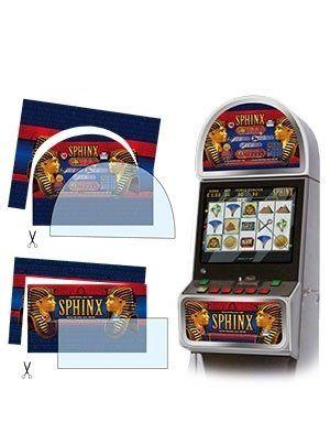 Gelatine per slot machine