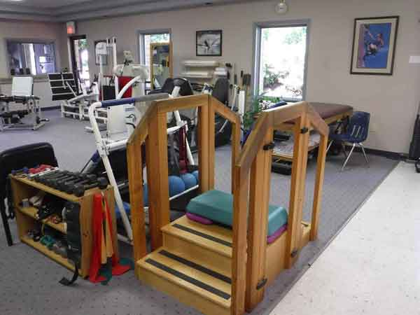 Bethesda Physical Therapy & Wellness - interiors