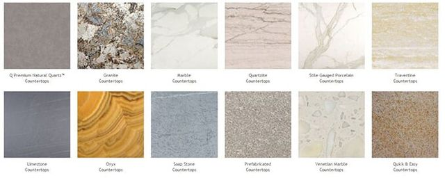 Merveilleux Countertop Selection   Granite In Naples, FL