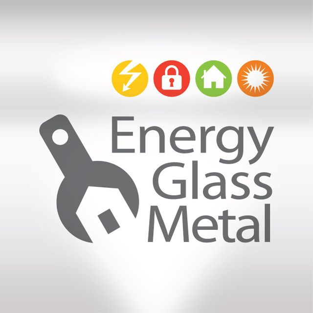 ENERGY GLASS METAL - LOGO