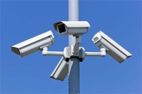 Electrical services - Preston, Lancashire - Needham Electrical Services Limited - Security system