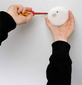 Security fire and smoke alarms - Preston, Lancashire - Needham Electrical Services Limited - Smoke alarms