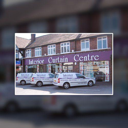 curtain centre