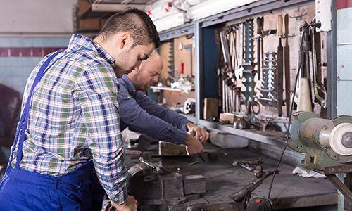 Locksmith repairing locks in San Marcos, TX
