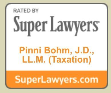 View the Super Lawyers profile for New York City Estate Planning & Probate Attorney Pinni Bohm