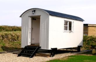standard size hut