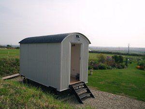 Hand-built huts
