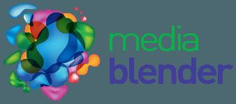 Media Blender Logo