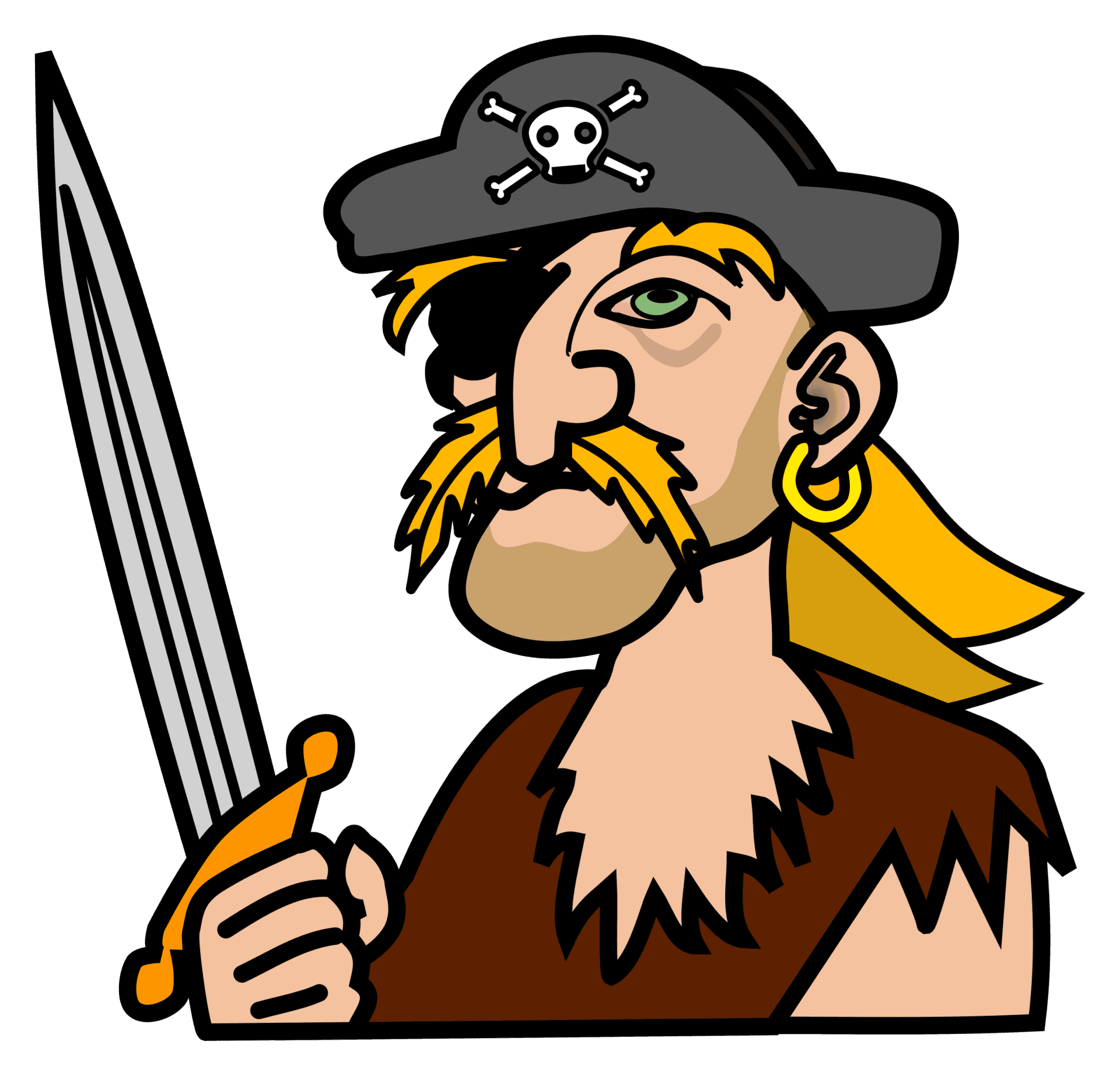Pirate Spyglass