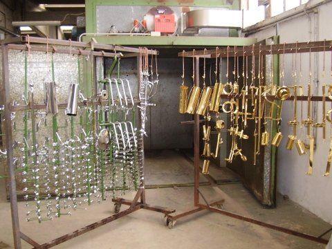 assortimento metalli