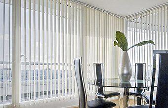 office window blinds