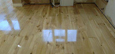 Excellent Floor Finishing In Maidenhead