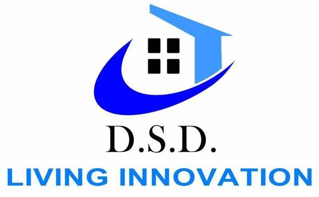 D.s.D living innovation logo