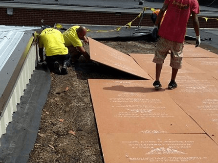 Commercial Roofing Company Pineville NC
