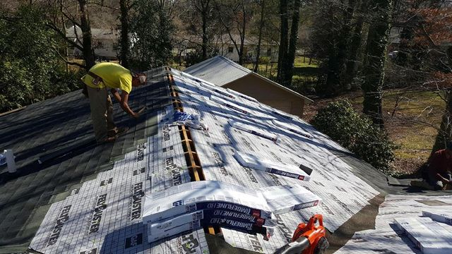 Hand Nailed Roofs Pineville NC