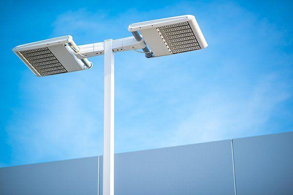 Illuminazioni stradali a LED