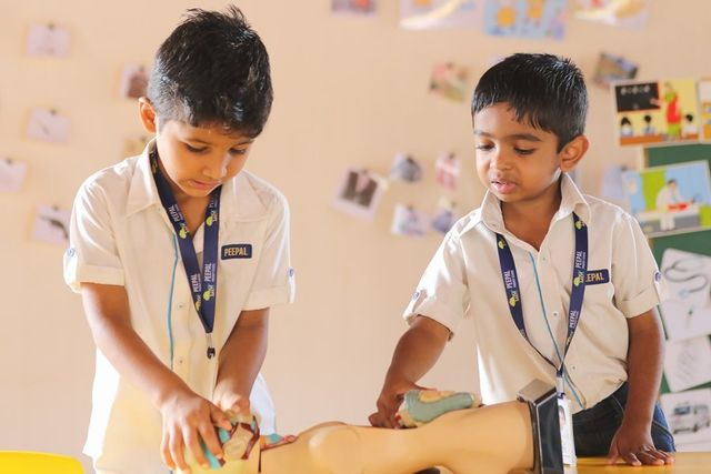 Education at Peepal