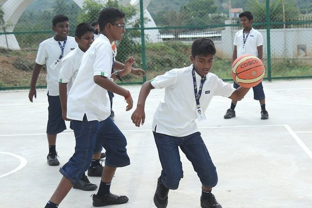 Physical Education at peepal prodigy