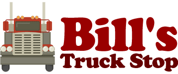 Bill's Truck Stop, Logo