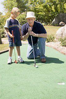 mini golf course Albany, NY