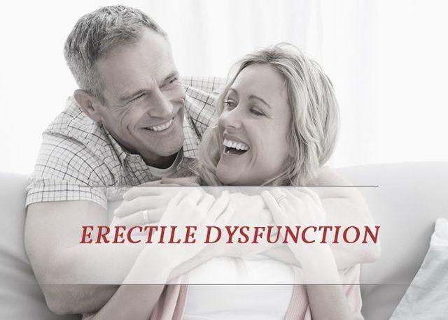 Erectile Dysfunction Louisville, KY
