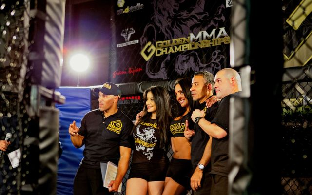 MMA Managers | New York, NY | Golden MMA Gym and Fight House