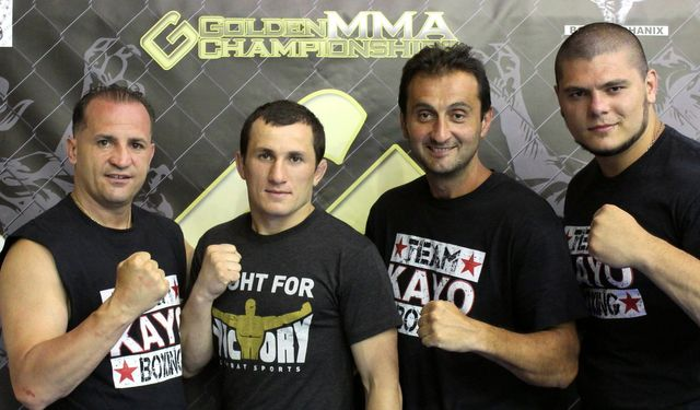 MMA Gym | New York, NY | Golden MMA Gym and Fight House