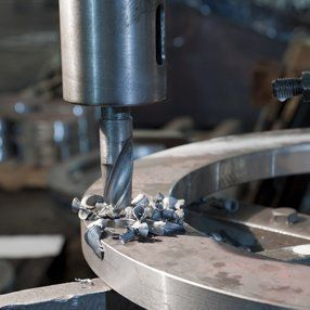 product being manufactured
