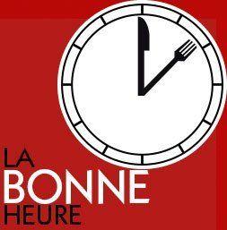 LA BONNE HEURE logo