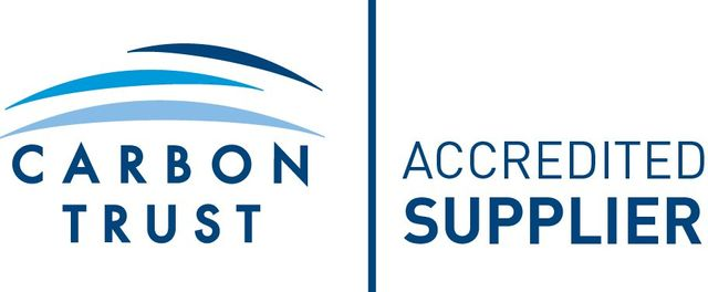 Carbon Trust Accredited Supplier logo