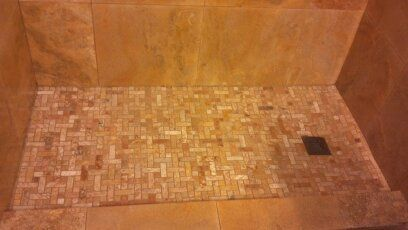 bathroom with tile flooring in Kailua, HI