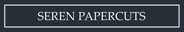 Seren papercuts logo