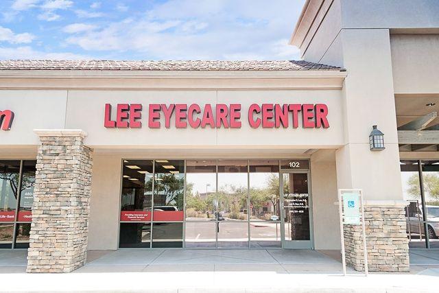 Lee Eyecare Center Eye Care Doctors Near Phoenix Arizona