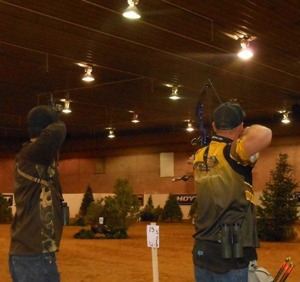 3-D Shoots at La Sal Mountain Outfitters