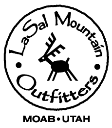 La Sal Mountain Outfitters logo