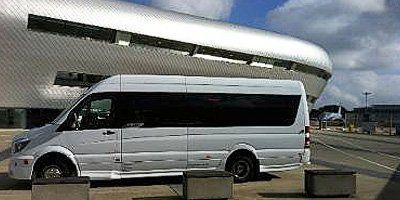 Private travel coach