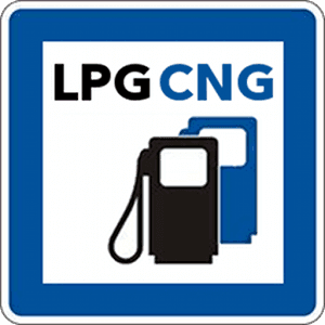 Logo LPG CNG