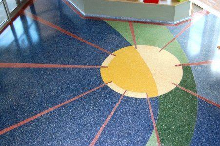 Mosaic Flooring Baton Rouge La Venable Terrazzo Company