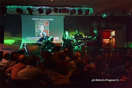 Eventi live a Black Rose Steak House Pizzeria a Santa Maria di Sala
