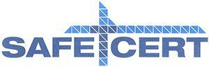SAFE CERT logo